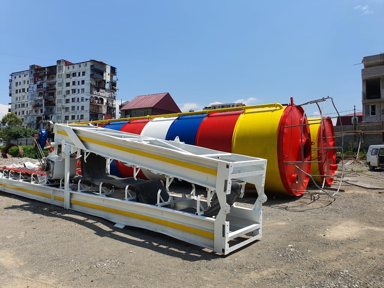 Concrete factory Batumi
