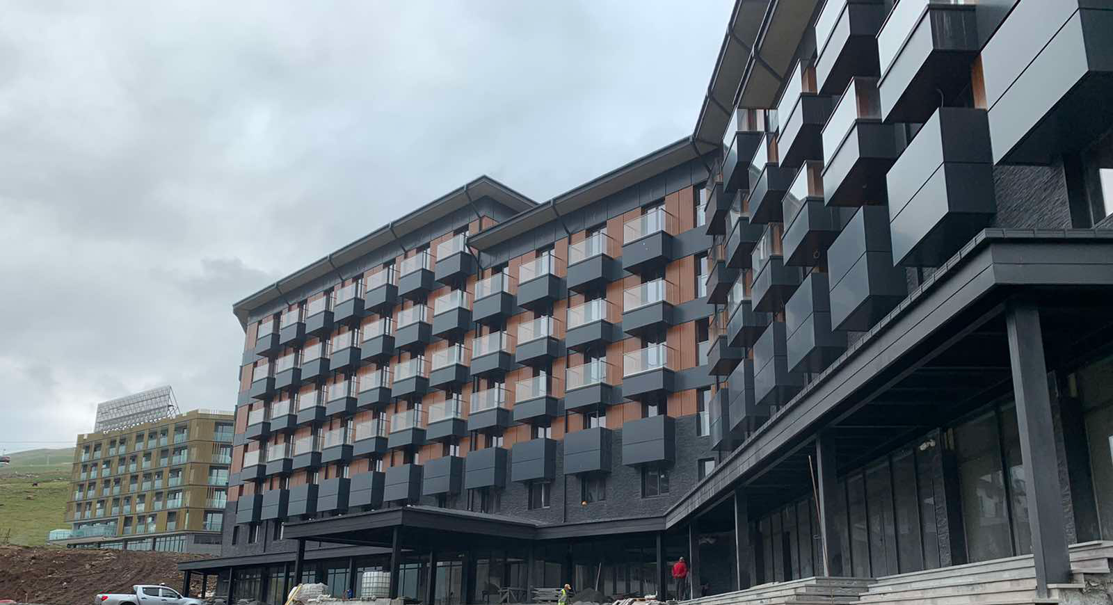 Hotel NEO in Gudauri